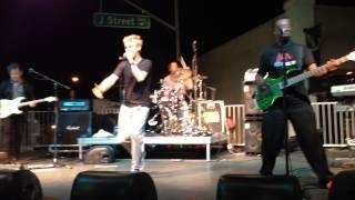 """""""Let Go"""" - Aaron Carter (live in Modesto, CA)"""