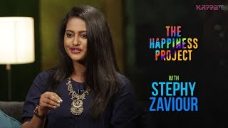 Stephy Zaviour - The Happiness Project - Kappa TV