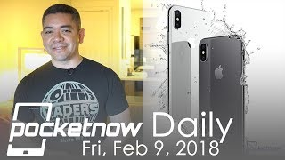 iPhone X keeps disappointing, Huawei P20 teaser & more - Pocketnow Daily