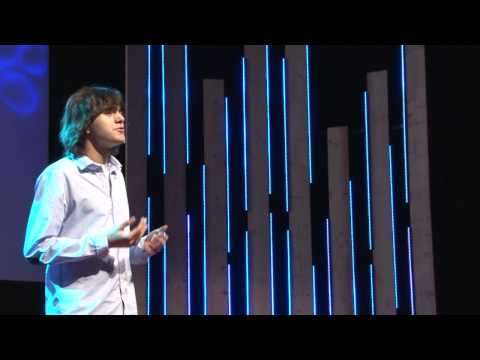 How the oceans can clean themselves (TEDx)