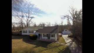A little drone video to showcase this Springfield MO home for sale