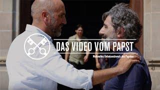 Video: Franziskus ermuntert Menschen, denen glauben schwer fällt
