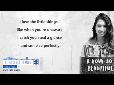 [English] I Like you so much -