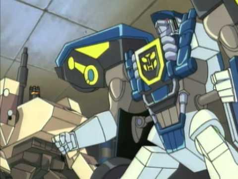 transformers robots in disguise episodio 32 riesgos del pasa