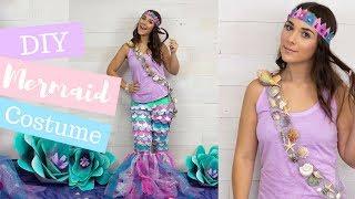 DIY Mermaid Halloween Costumes