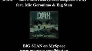 DMX - Shit's Still Real feat. Mic Geronimo & Big Stan