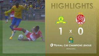 CL CAF : Mamelodi Sundowns 1-0 Wydad Athletic Club