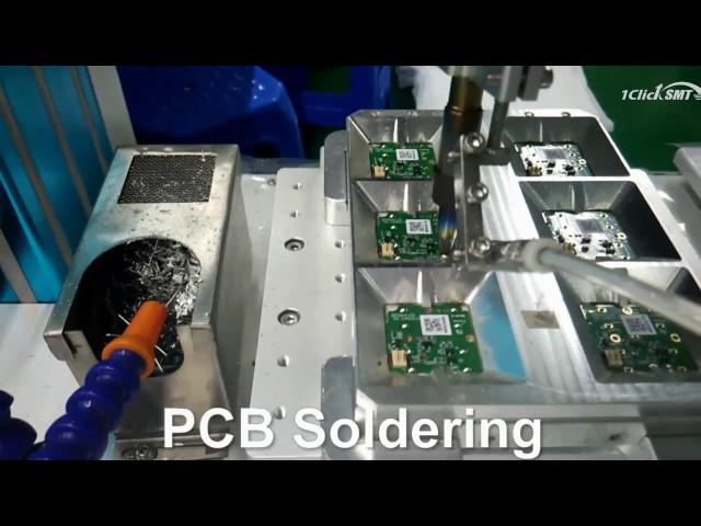 selective soldering robot H352
