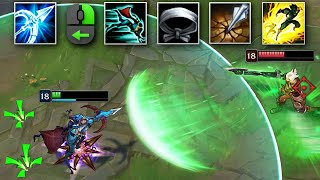 """PERFECT """"HIGH APM"""" KITING - Best Kiting Outplays - League of Legends"""