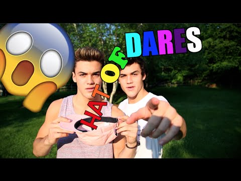 HAT OF DARES!! // Dolan Twins