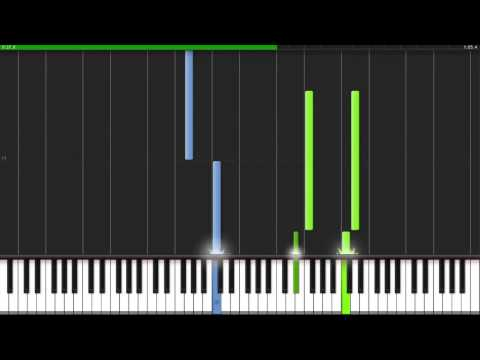 "This is a simple piano arrangement of ""Fly"" (originally perfomed by Nicki Minaj and Rihanna)."