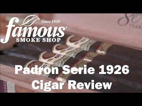 Padron Serie 1926 video