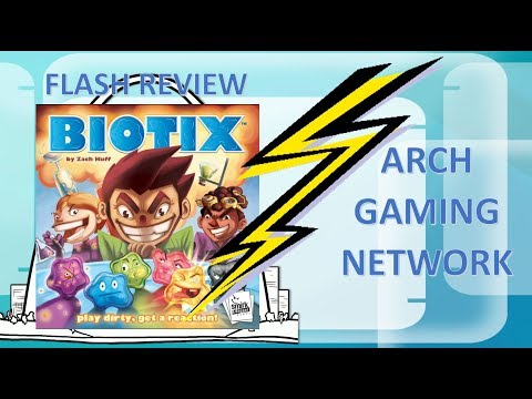 EXPLOSIVE review: Biotix with How to Play