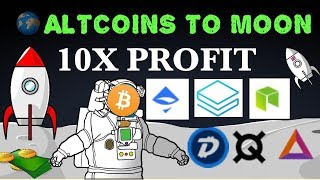 TOP 10 UNDERVALUED ALTCOINS THAT WILL MAKE YOU RICH BEST CRYPTO COINS HINDI