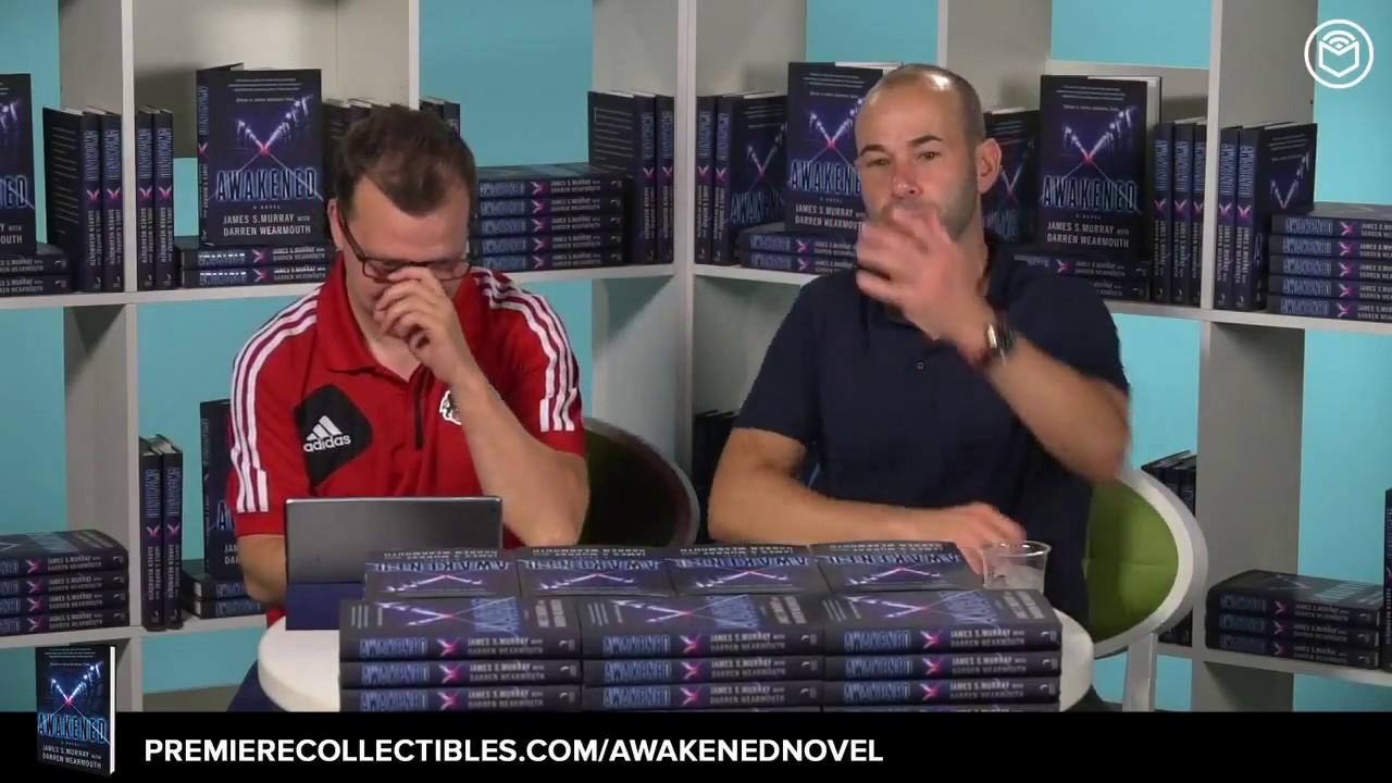 Awakened: A Novel by James Murray