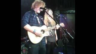 Cold Coffee - Ed Sheeran & Leddra Chapman 17/10/2010