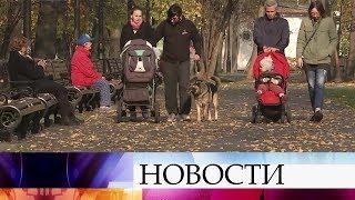 В Центральной России завершается неделя, богатая на температурные рекорды.
