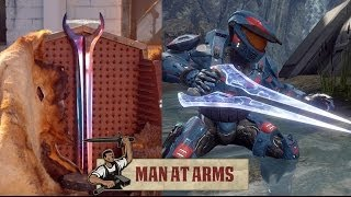 Halo Energy Sword - MAN AT ARMS