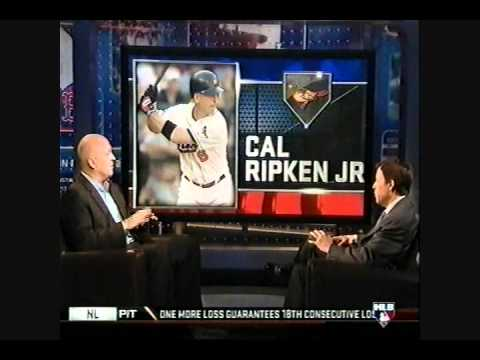 Cal Ripken Jr. - Hall of Fame Career & Streak