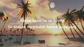 KARNA SU SAYANG - NEAR Feat. DIAN SOROWEA  (Karaoke Acoustic)