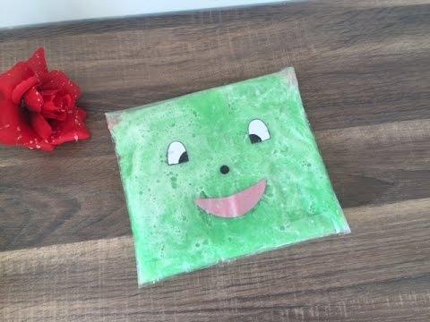 DIY Kühlpack/Kühlkissen basteln, Cool Pack/Icepack herstellen, basteln mit und für Kinder