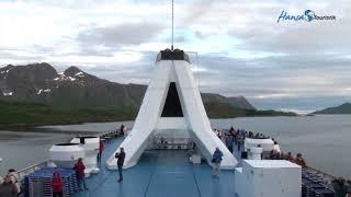 Ocean Majesty: Spektakuläre Einfahrt in den Trollfjord