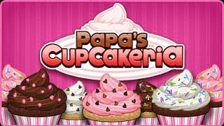 Coolmath: Papa's Cupcakeria