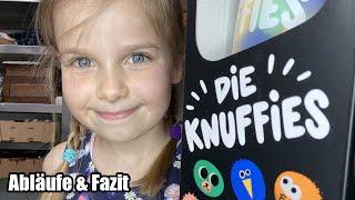 Die Knuffies (Schmidt) - früher spielte man Jenga ... heute auch mal gerne Knuffies - ab 6 Jahren