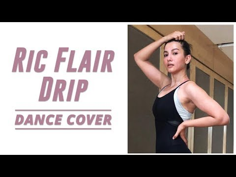 Dance Cover | Ric Flair Drip | Gauahar Khan