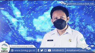 Prakiraan Cuaca BMKG Minggu, 10 Oktober 2021: 19 Wilayah Ini Berpotensi Terjadi Cuaca Ekstrem