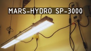 (REUPLOAD) Mars-Hydro SP-3000 LED Grow Light Product Spotlight by RuffHouse Studios