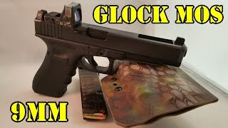 """Glock 34 MOS 9mm Trijicon RMR Review: Are Red Dot Sights on Pistols Tactical or """"Tacticool""""?"""