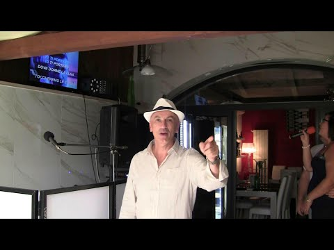 Paolo Live Pianobar Pianobar, karaoke. Napoli Musiqua