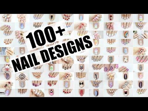 100+ NAIL ART DESIGNS | The nail Trail 2016