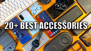 20+ BEST Accessories for Samsung Galaxy S20, S20+, S20 Ultra (and other phones!)