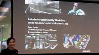 Sustainable Design in Education - Sustainable Summit at Autodesk 27 Jan 2011