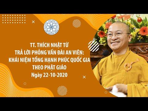 Khái niệm tổng hạnh phúc quốc gia theo Phật giáo