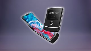 Motorola RAZR V4 2019 - A Folding Phone We Want But Shouldn't Buy!