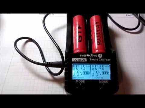 GTF 3.7V TR 18650 9900 mAh Li Ion Akku