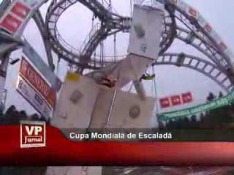 Cupa Mondială de Escaladă