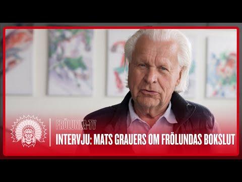Frölunda: Youtube: Mats Grauers presenterar Frölunda HC:s bokslut 20/21