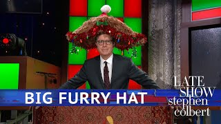 Big Furry Hat: Happy Holidays Edition