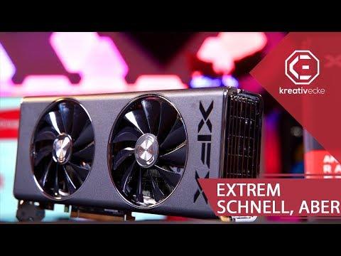 Die SCHNELLSTE RX 5700 XT BIS JETZT, ABER.... | XFX RX 5700 XT Thicc II Ultra Review
