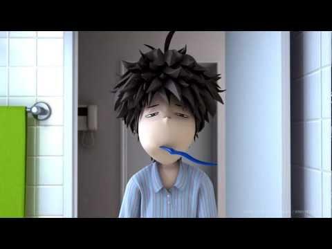 Short Animation -ALARM-