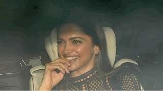 Deepika Padukone At Karan Johar Grand Birthday Party 2017