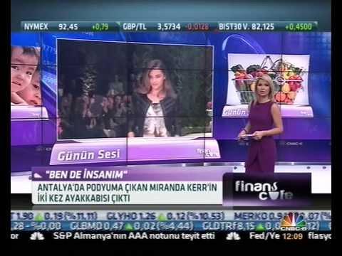 CNBC-e FİNANS CAFE 2014 OCAK