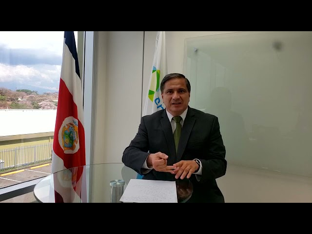 Regulador General, Roberto Jiménez Gómez, se refiere al Día Mundial del  ..