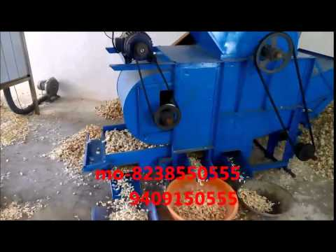 Garlic Bulb Grading Machine