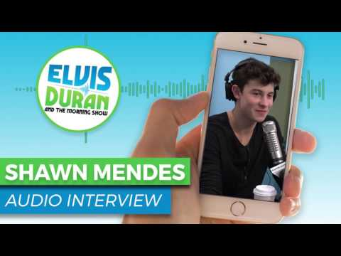 Shawn Mendes Reveals That Charlie Puth Sends Him Workout Selfies