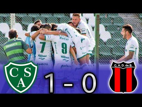 Sarmiento 1 - Defensores 0